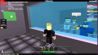 Roblox DML Prison FBI vip