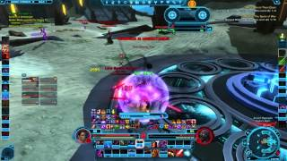 SWTOR PvP Ancient Hypergate - Darkness Assassin 4.0