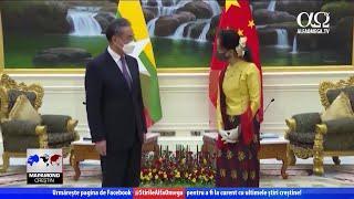 Lovitură de stat în Myanmar