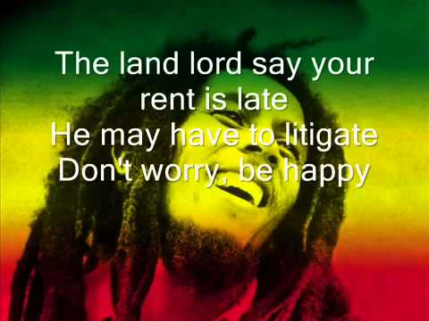 Bob McFerrin  Dont Worry, be Happy  Lyrics