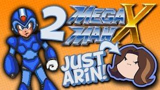 MegaMan X: Cockroach Boomerang - PART 2 - Game Grump