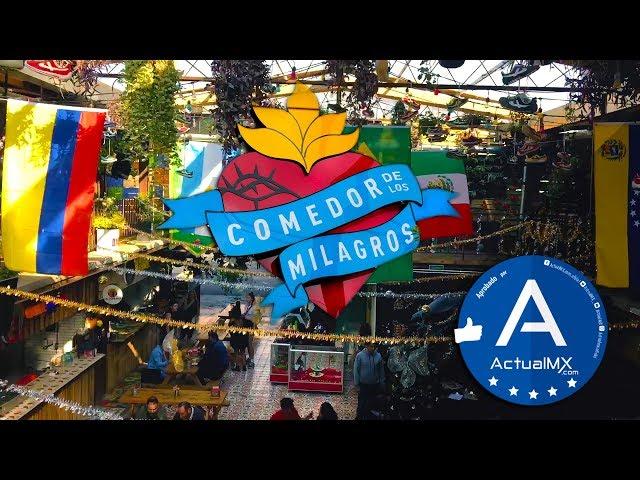 Comedor de los Milagros: la casa de la comida latinoamericana en CDMX