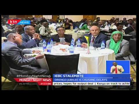 Monday Night News 19th September 2016: Orengo accuses Jubilee of IEBC sabotage