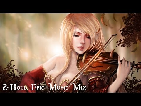 2-Hour Epic Music MEGA Mix | The Very Best of Two Steps From Hell (2006-2016)