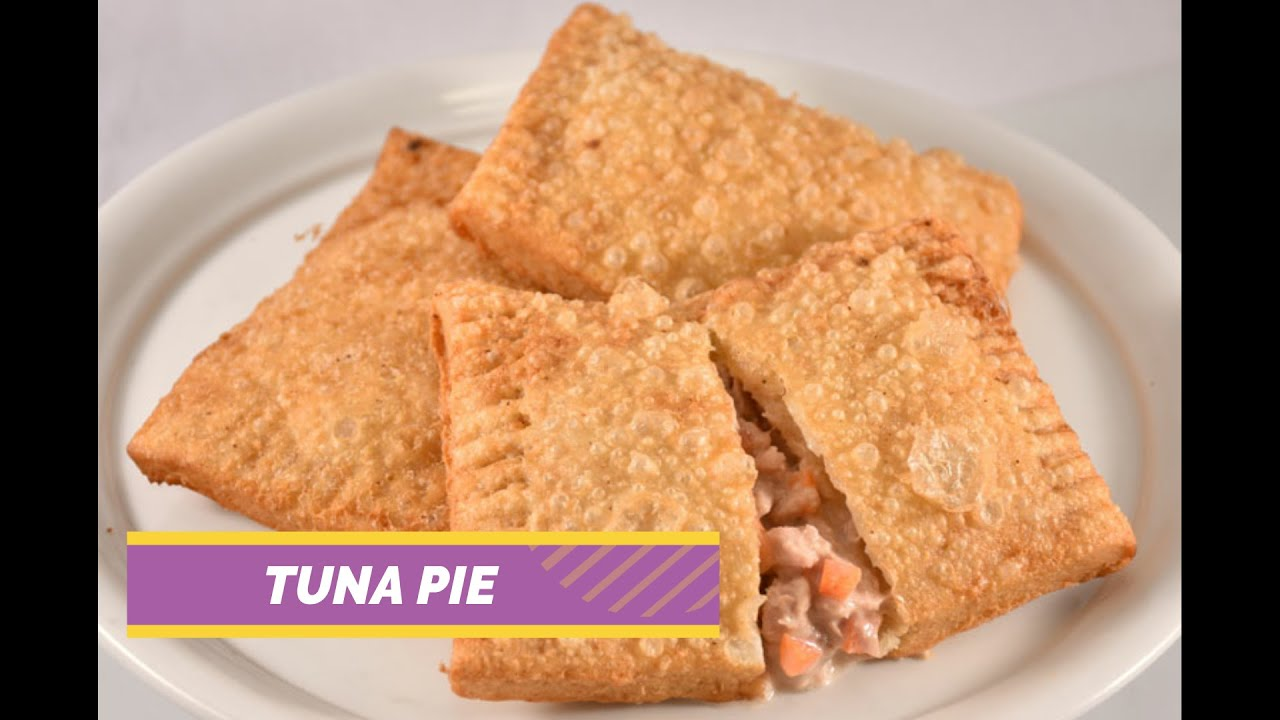 How to make TUNA PIE at home.