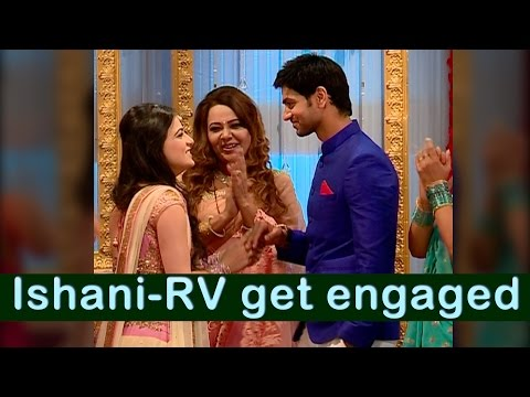 RV and Ishani to get engaged | From the sets of Meri Ashiqui Tumse Hi