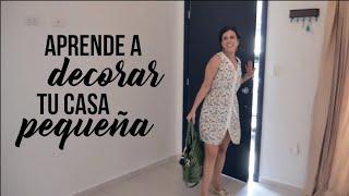Gambar cover APRENDE A DECORAR TU CASA PEQUEÑA CON ESTILO CLÁSICO
