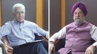 Karan Thapar Interviews Union Minister Hardeep Singh Puri thumbnail