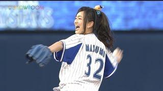 2015年4月2日(木)に横浜スタジアムで開催された、プロ野球2015年シーズ...