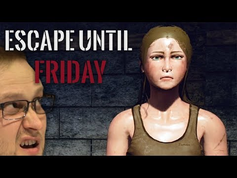 НОВАЯ GRANNY ► Escape Until Friday #1