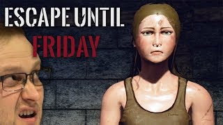 видео: НОВАЯ GRANNY  Escape Until Friday #1