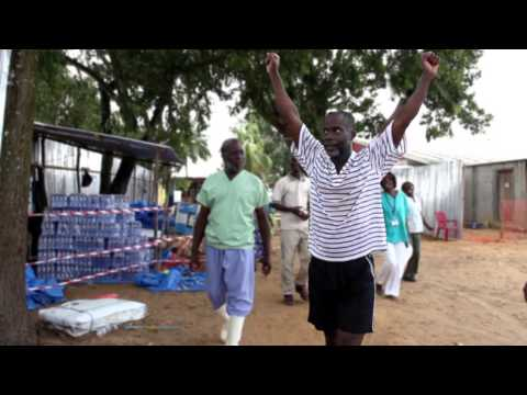 Ebola Survival Fund - #CrushEbolaNow