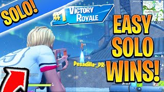 HOW TO WIN in Fortnite EASY! How to WIN Fortnite XBOX/PS4 Tips! (How to Get Better at Fortnite)