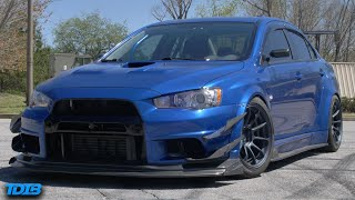 homepage tile video photo for Why Is The Evo X So Hated? (Varis Evo X)