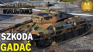 SZKODA GADAĆ - IS-6 - WORLD OF TANKS