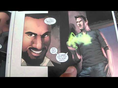 Smallville Season eleven special valkyrie comic review
