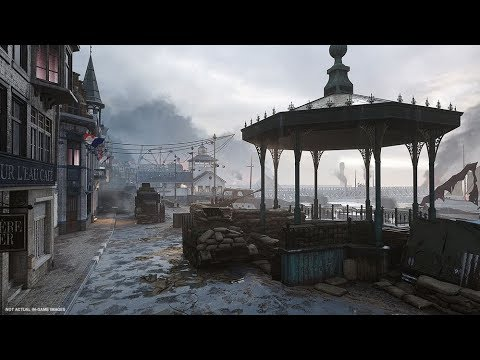 Official Call of Duty®: WWII Map Briefings - Dunkirk