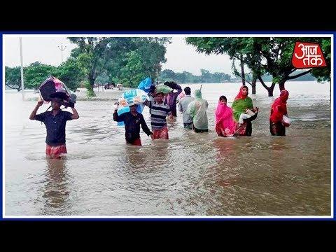 Aaj Tak's Exclusive Ground Report From Flood-Hit Bihar