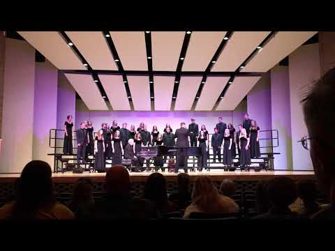 Stoney Creek High School Chamber Singers at ACDA