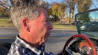 1964 Morgan 4/4 driving video