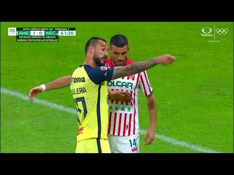 RESUMEN todos los goles América 2-1 Necaxa   Estadio Azteca  