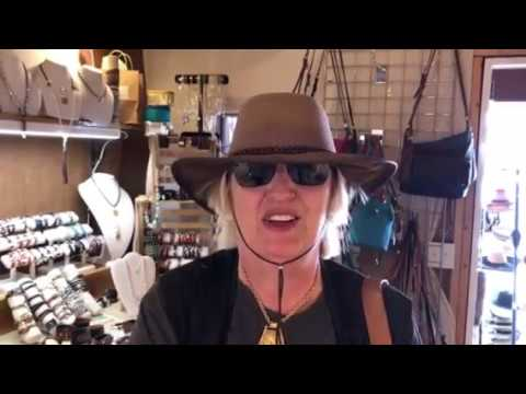 28a9c2d31e5 The Breeze Hat by SolAir - YouTube