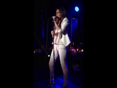 Celine Dion - Water and a Flame - Edison Ballroom NYC