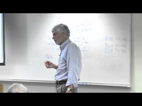 "Bruce Chapman - ""Rational Social Choice and Deliberative Exchange"""