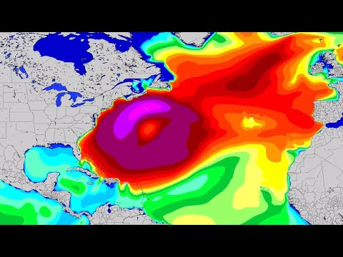 Major Swell on the Way for the Western Atlantic