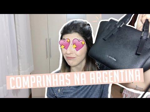 COMPRINHAS No Duty Free Da Argentina! VALE A PENA??? | Rafa Ronconi