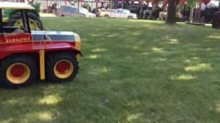 Mini Big Roy Versatile Tractor