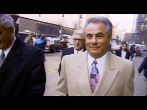 Godfather vs The Law John Gotti Most Powerful Mafia Family