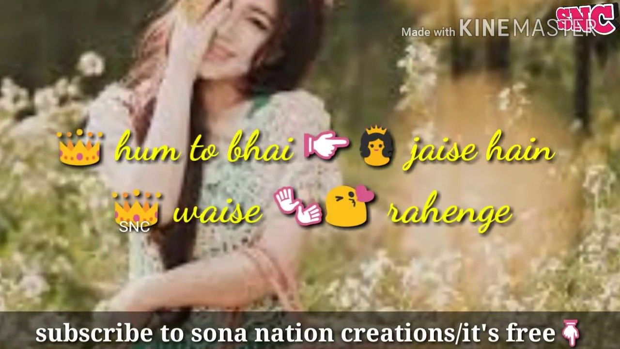 Whatsapp Status For Girls With Lovely Song Youtube