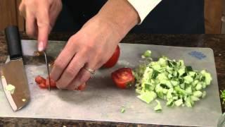 Easy Chicken Salad Recipe Mediterranean Style  RadaCutlery.com