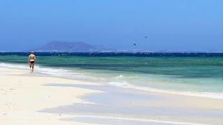 Fuerteventura Corralejo - Spiagge bianche, sole e mare