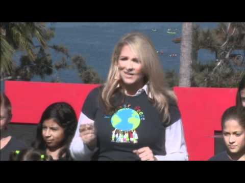 TEDxLaJolla - Jill McManigal - The Peace Pledge