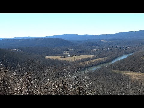 Day Odyssey Series: Wilds Of West Virginia (with March winds!)
