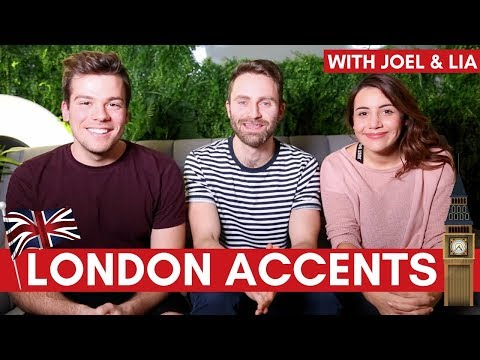 London Accents: RP