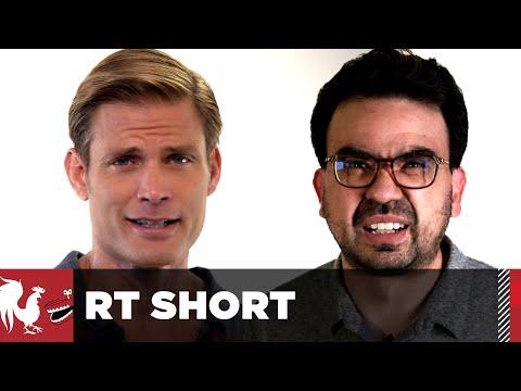 RT Shorts - Casper Van Dien Fan Club
