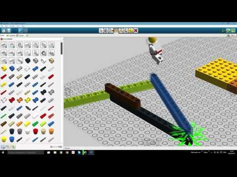 Урок 1 Lego Digital Designer