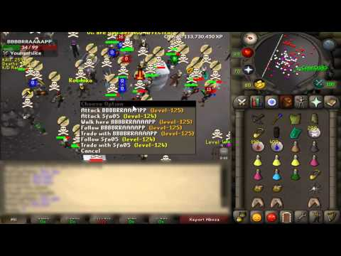 Ancient Fury (AF) Vs Reign Of Terror (ROT) - Rs07 - P2P - We Back Baby
