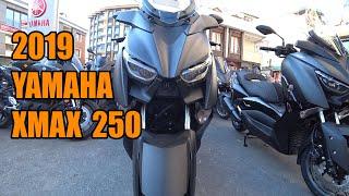 2019 YAMAHA XMAX 250