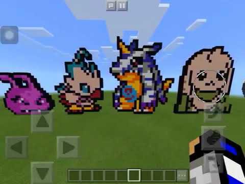 Les Pixel Art Les Plus Beau Du Monde 12 Youtube