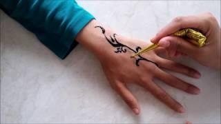 hint kınası ile dövme yapımı izle/hint kınası modelleri/hint kınası nasıl yapılır türkçe2