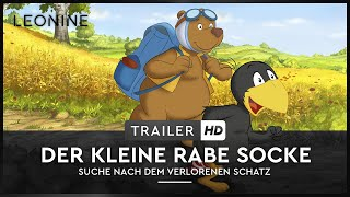 Der kleine Rabe Socke - Suche nach dem verlorenen Schatz - Trailer (deutsch/ german; FSK 0)