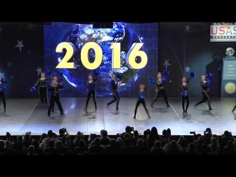 Strut Performing Arts [2016 Small Senior Pom Semis]