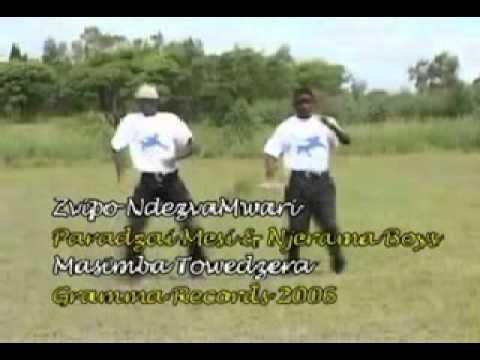 Zvipo Ndezva Mwari By Paradzai Mesi & Njerama Boys