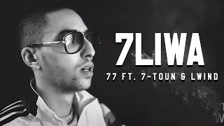 Смотреть клип 7Liwa - 77 Ft. 7-Toun & Thewind