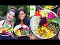 Buddha Bowl Recipe! Raw Vegan Style!