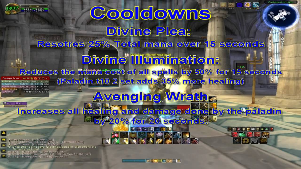 holy paladin guide 3.3.5 pve